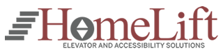 HomeLift Elevator and Accessibility Solutions Logo