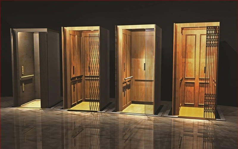 Symmetry Commercial Elevators from Homelift