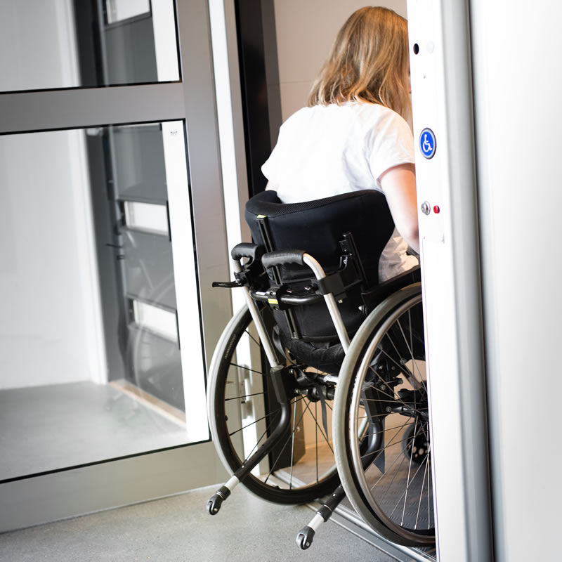 Wheelchair Lift by Homelift Mobility Solutions